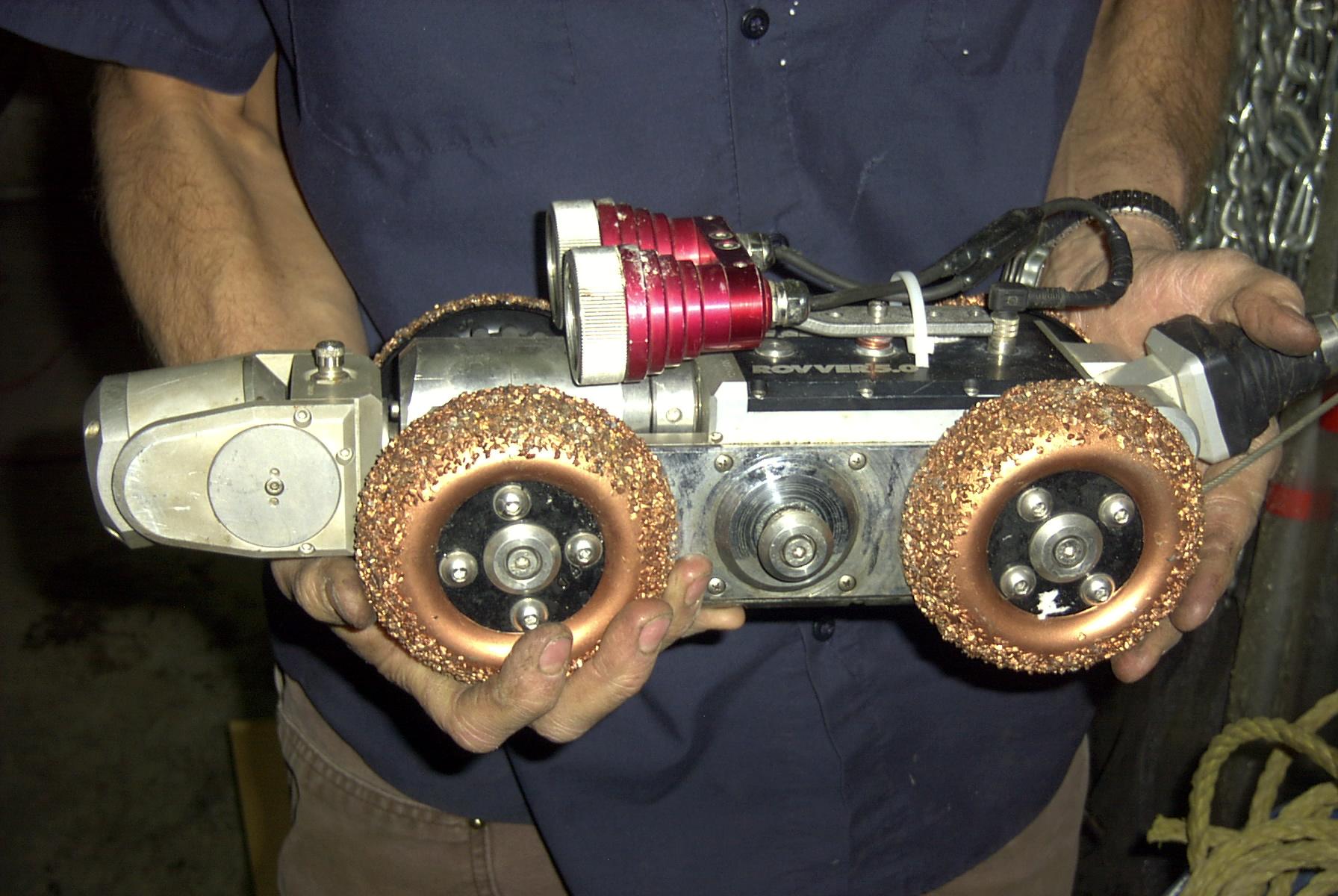 Kanalizasyon Robot Cihazları