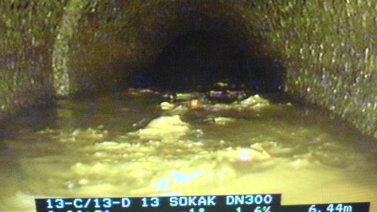 Bursa Kanalizasyon Görüntüleme