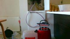 BURSA Kombi Temizliği- petek temizleme