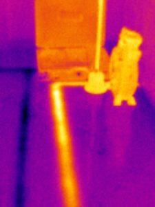 termal kamera bursa su kaçak